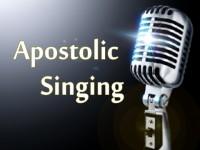 Jesus name Apostolic singing