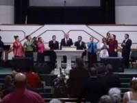 Apostolic Jesus name singing wilbanks