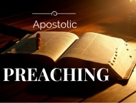 APOSTOLIC PREACHING THE DAY THE REPORTERS MISSED
