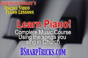 BSharpTricks.com Online Video Piano Lessons