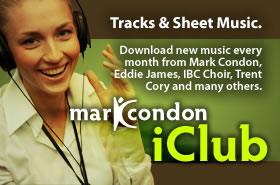 Mark Condon Music iClub